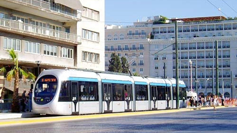 Διακοπή δρομολογίων του τραμ λόγω βλάβης στο σύστημα τηλεματικής
