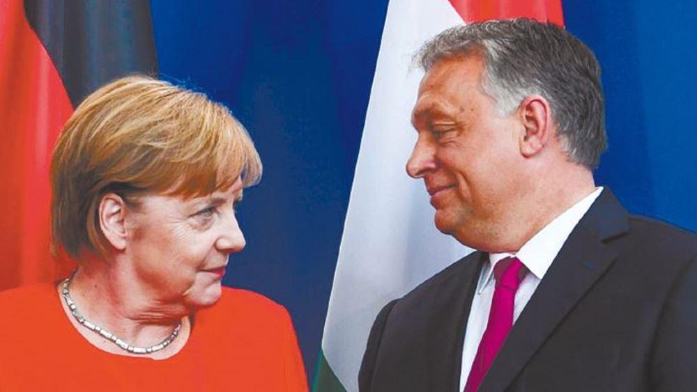 Η Γερμανία πρέπει να δώσει τέλος στον εκβιασμό της Ουγγαρίας και της Πολωνίας
