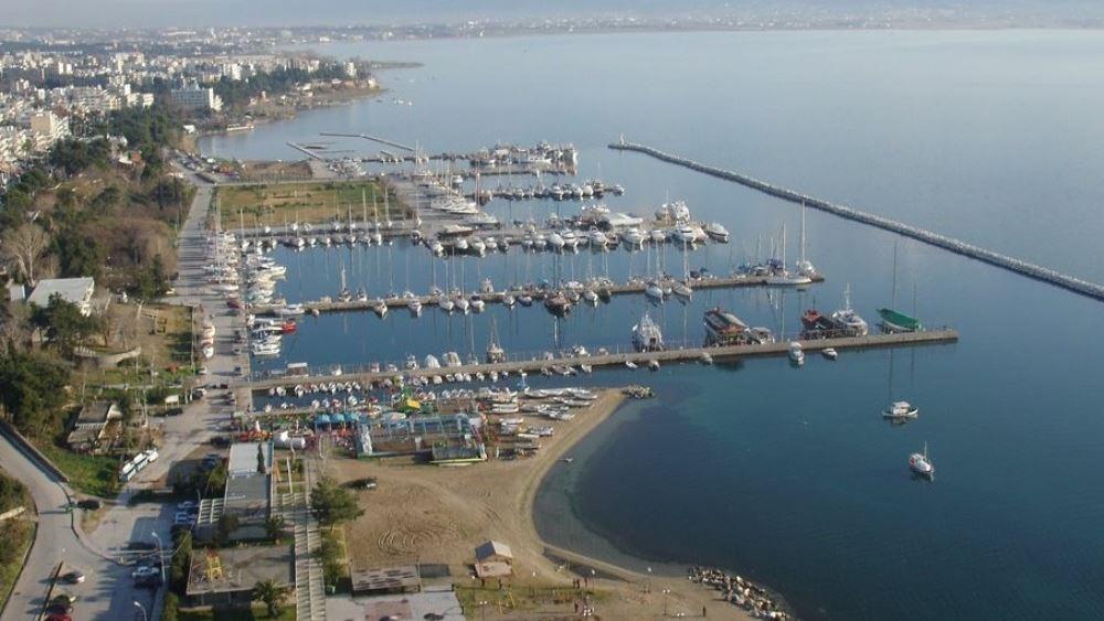 Θεσσαλονίκη: Νέος σχεδιασμός για τη Μαρίνα Καλαμαριάς