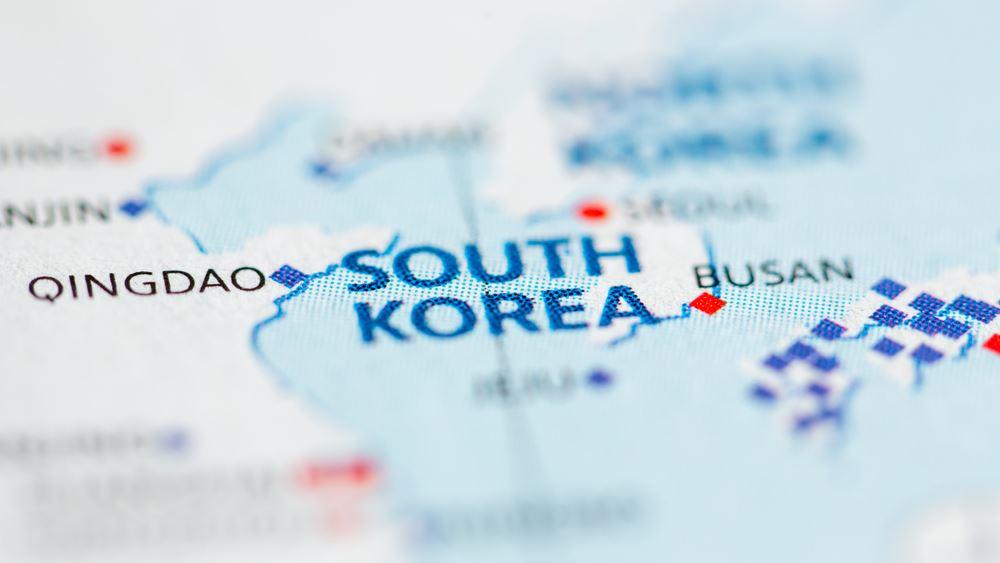 Νότια Κορέα: 197 κρούσματα μόλυνσης από τον κορονοϊό σε 24 ώρες
