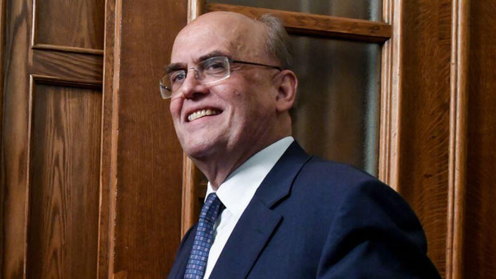 """Γ. Ζαββός: """"Υπογράφουμε"""" νέο συμβόλαιο κοινωνικής τραπεζικής με τράπεζες και εταιρείες διαχείρισης"""