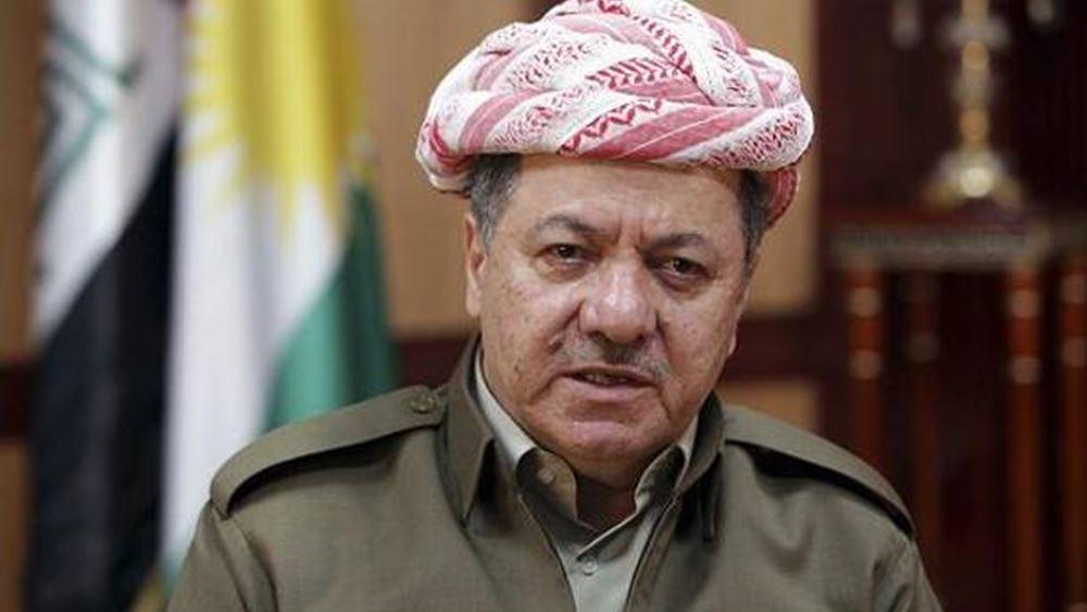 Ιράκ: Διαδηλωτές εισέβαλαν στο κοινοβούλιο του Κουρδιστάν