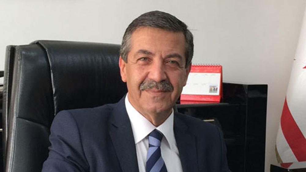 Τουρκοκύπριος πολιτικός: Συζήτηση επί ίσοις όροις αλλιώς οι Ελληνοκύπριοι να μην περιμένουν λύση