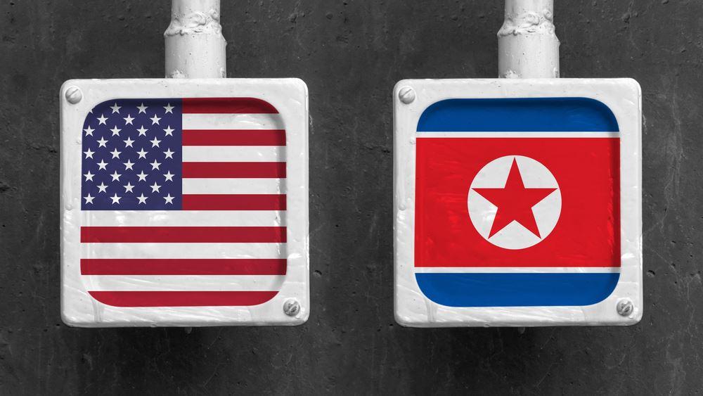 """Βόρεια Κορέα: Οι ΗΠΑ καλούνται να αποφασίσουν τι είδους """"χριστουγεννιάτικο δώρο"""" θα λάβουν"""