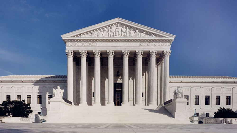 Απόφαση Ανωτάτου Δικαστηρίου για Τραμπ