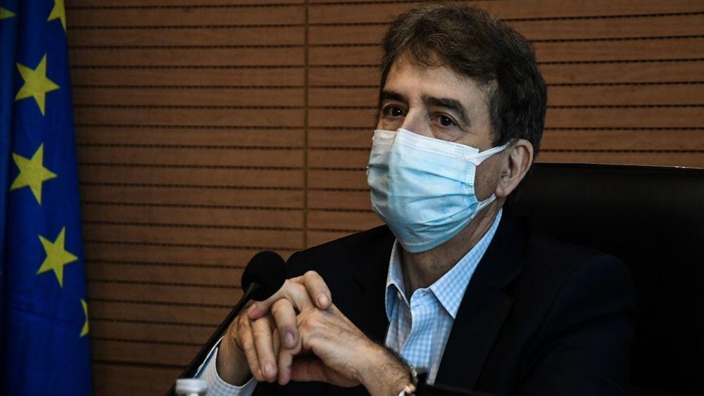 Χρυσοχοΐδης: Πρόσθετα μέτρα προστασίας στον Κ. Βαξεβάνη