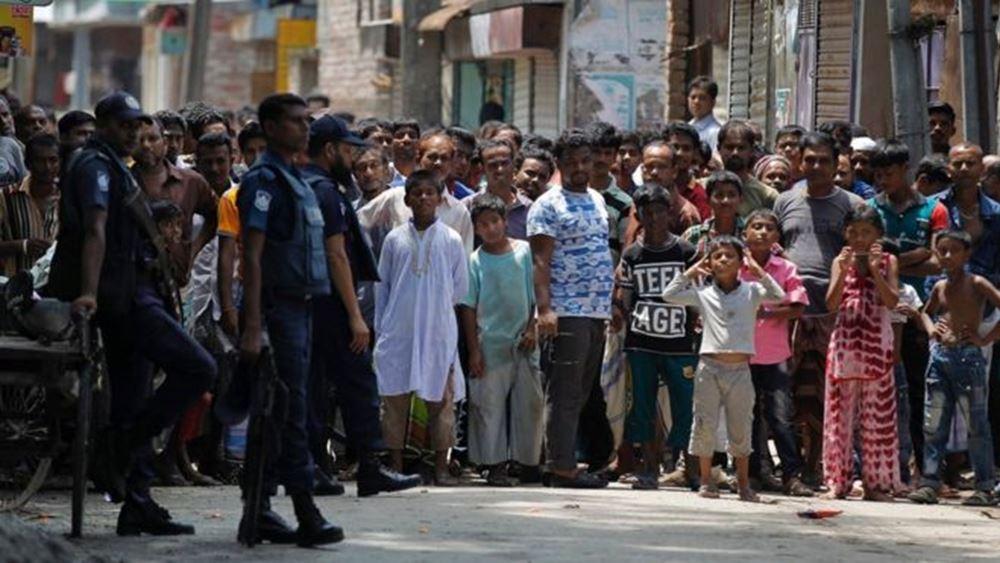 Μπανγκλαντές: Ξεπέρασαν τα 1,1 εκατ. τα κρούσματα του νέου κορονοϊού