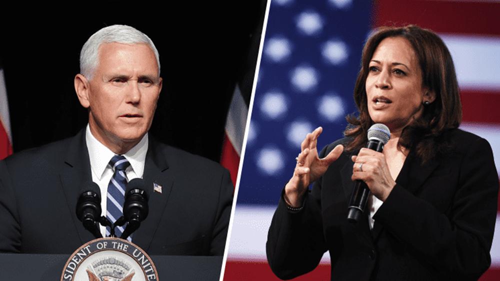 ΗΠΑ: Τηλεφωνική επικοινωνία του απερχόμενου αντιπρόεδρου Πενς με την διάδοχό του, Καμάλα Χάρις
