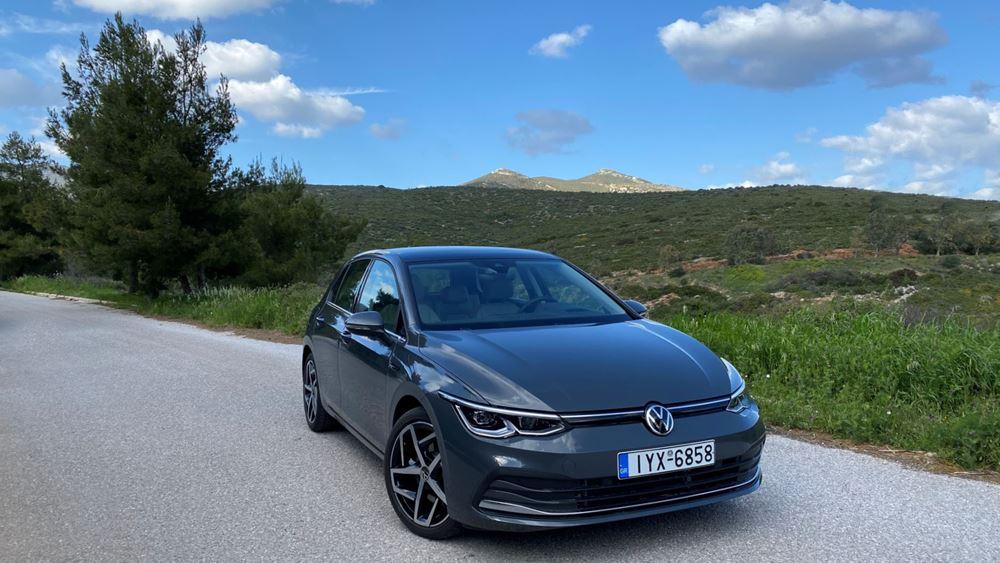 Δοκιμή: Volkswagen Golf 1.5 eTSI 150 PS DSG