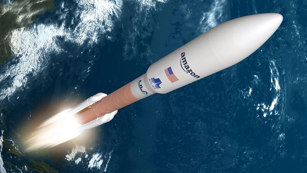 Η Amazon ετοιμάζεται να θέσει σε τροχιά τους πρώτους δορυφόρους του δικτύου διαστημικού internet