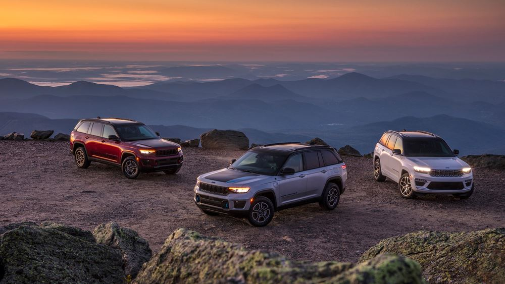 To νέο Jeep Grand Cherokee αποκαλύπτεται