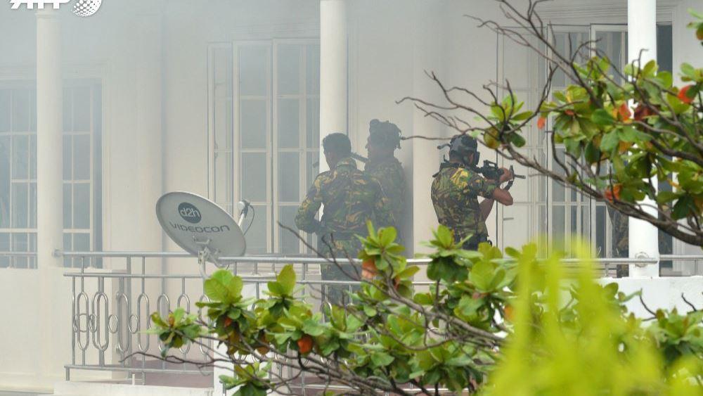 Σρι Λάνκα: Ανταλλαγή πυρών μεταξύ των δυνάμεων ασφαλείας κι ομάδας ενοπλων