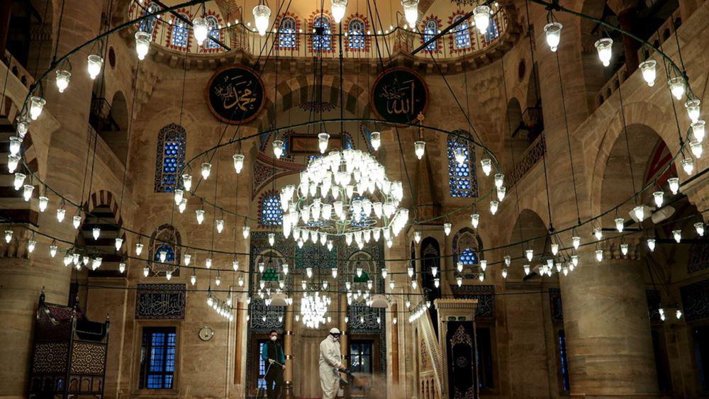 Τουρκία: Η μουσουλμανική προσευχή της Παρασκευής δεν θα πραγματοποιηθεί αύριο έξω από την Αγία Σοφία