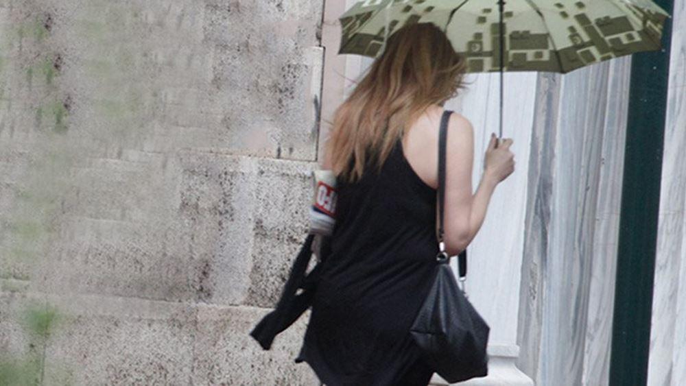 Προβλήματα στην Χαλκιδική από την πρόσκαιρη καταιγίδα