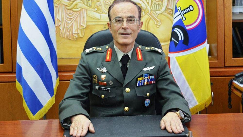 Κοινές δράσεις Στρατού - ΕΛΑΣ στη διαχείριση μεταναστευτικών ροών παρακολούθησε ο Αρχηγός ΓΕΣ