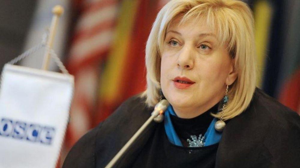 Στο Κέντρο Υποδοχής και Ταυτοποίησης της Μόριας η Επίτροπος Ανθρωπίνων Δικαιωμάτων