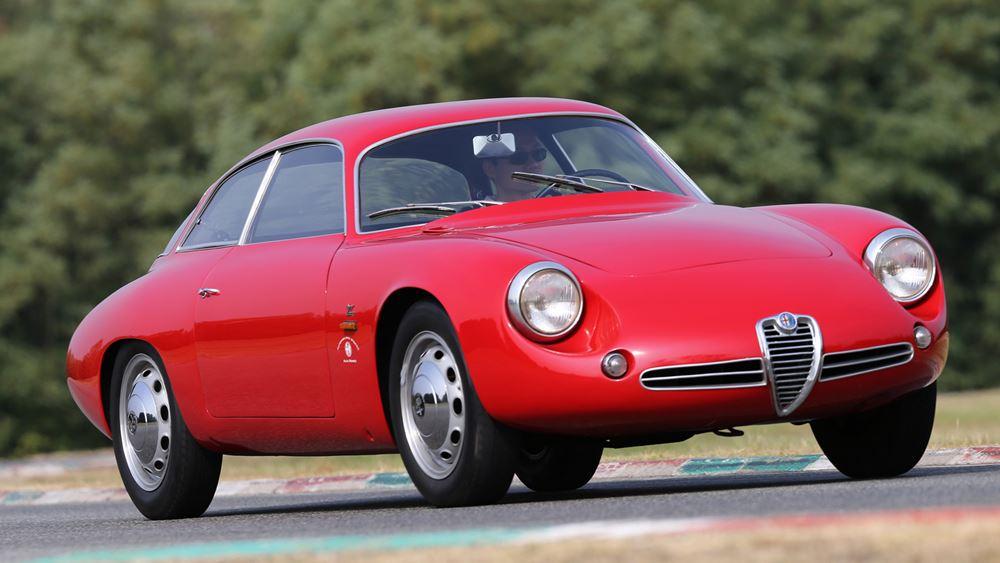 Alfa Romeo Summer Stories: Giulietta SZ