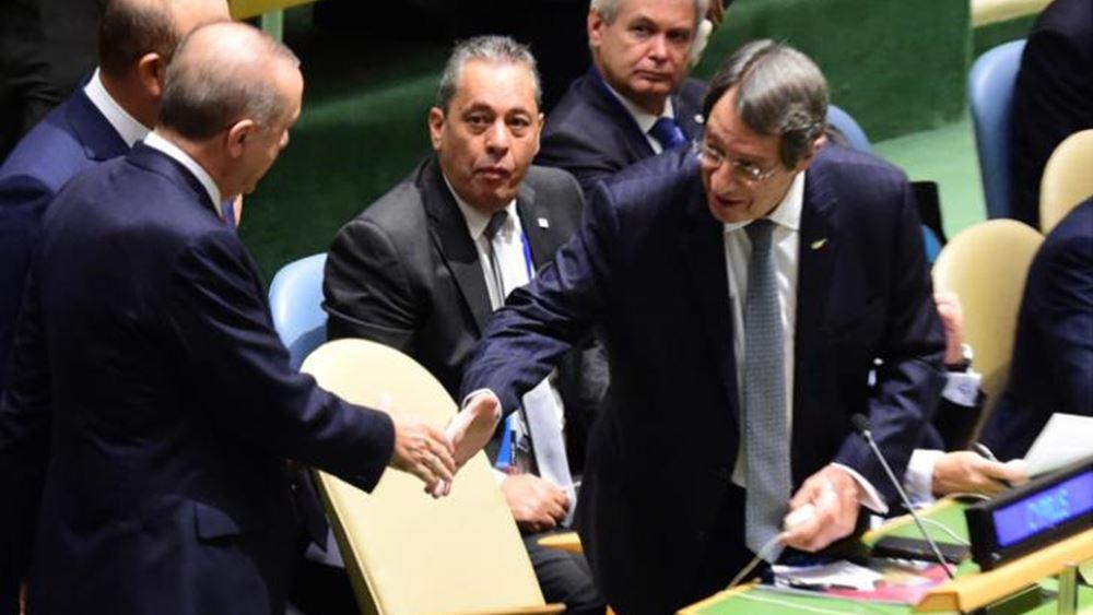 Kυπριακό: Σενάρια με υλικά συνομοσπονδίας