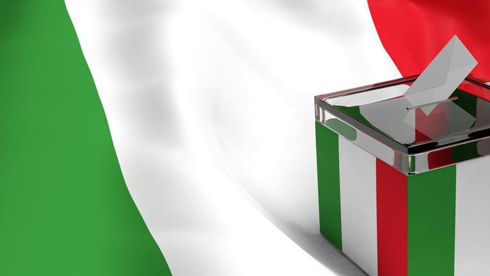 Ιταλία: Τα γκάλοπ δεν δίνουν καμία πλειοψηφία στις εκλογές της 4ης Μαρτίου.