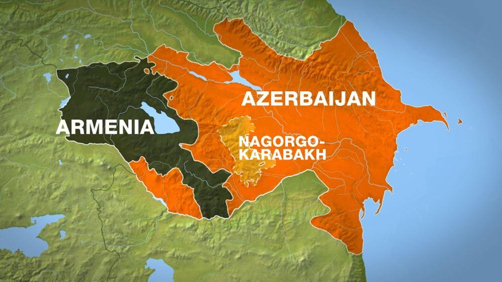 Πρόεδρος Αρμενίας: Το φάντασμα των Οθωμανών επιστρέφει - Η Τουρκία χτυπά με F-16 και drone