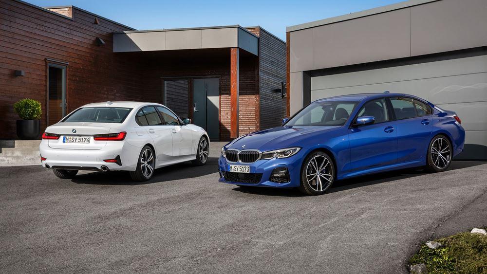 BMW: Μειώθηκαν τα κέρδη στο γ΄ τρίμηνο
