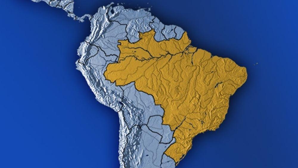 Βραζιλία-κορονοϊός: 37.614 νέα κρούσματα και 691 επιπλέον θάνατοι τις προηγούμενες 24 ώρες