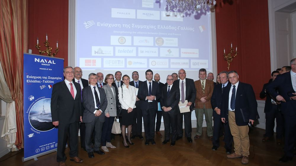 Συμφωνίες για ελληνογαλλική συνεργασία στον τομέα της ναυπηγικής