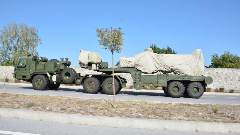Τουρκία: Αν το θέλαμε θα υπήρχαν κι άλλοι S-400 στην Τουρκία - Συνεχίζουμε τις εργασίες στα F-35