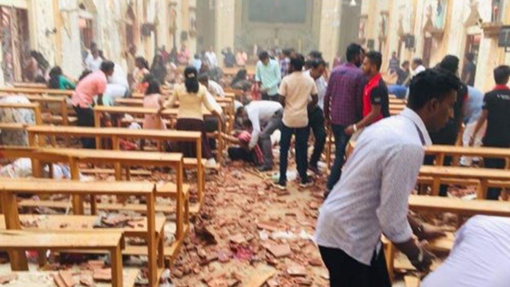 Σρι Λάνκα: Βαριά σκιά στην άνθηση του τουρισμού ρίχνουν οι βομβιστικές επιθέσεις