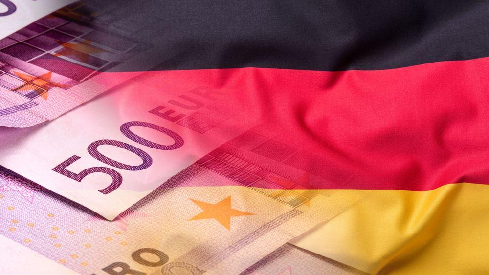 Γερμανία: Βουτιά 10,1% του ΑΕΠ το β' τρίμηνο