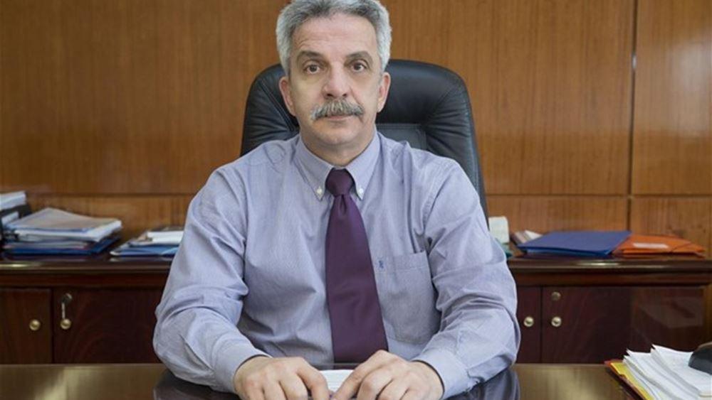 Ο Γ.Γ. Δημόσιας Τάξης, Δ. Αναγνωστάκης, υποψήφιος περιφερειάρχης Στερεάς Ελλάδας
