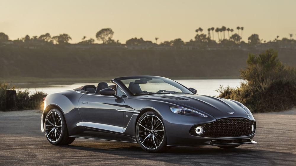 Aston Martin: Καλύτερα του αναμενόμενου τα έσοδα στο τρίμηνο