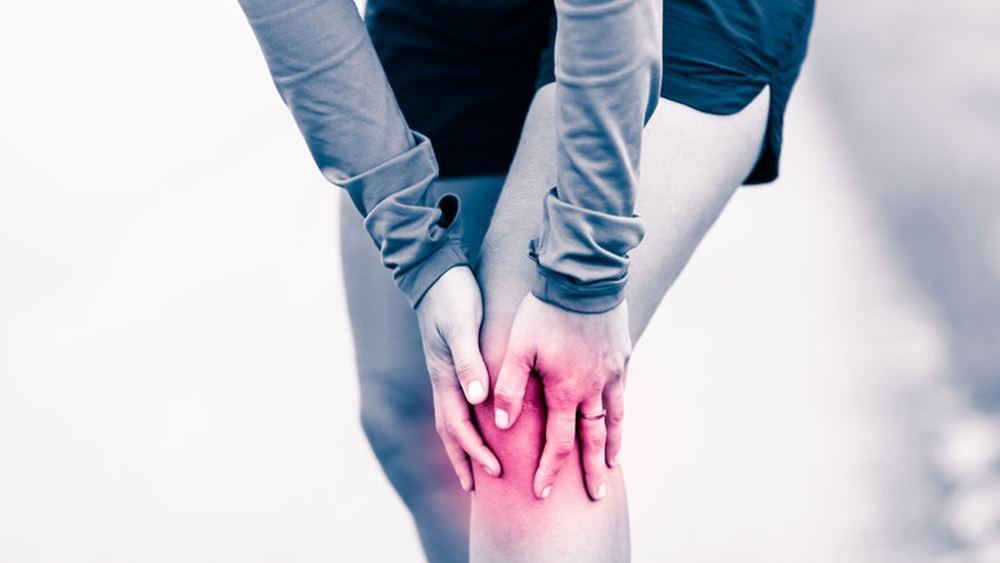 Αρθροσκόπηση στο ιατρείο: Διάγνωση συνθετών προβλημάτων γόνατος και έγχυση βιολογικών παραγόντων