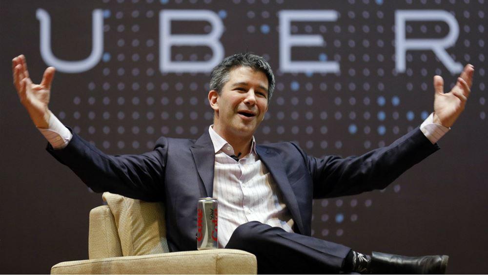 Ο πρώην CEO της Uber Travis Kalanick ξεφορτώθηκε το 90% των μετοχών του σε μόλις 6 εβδομάδες