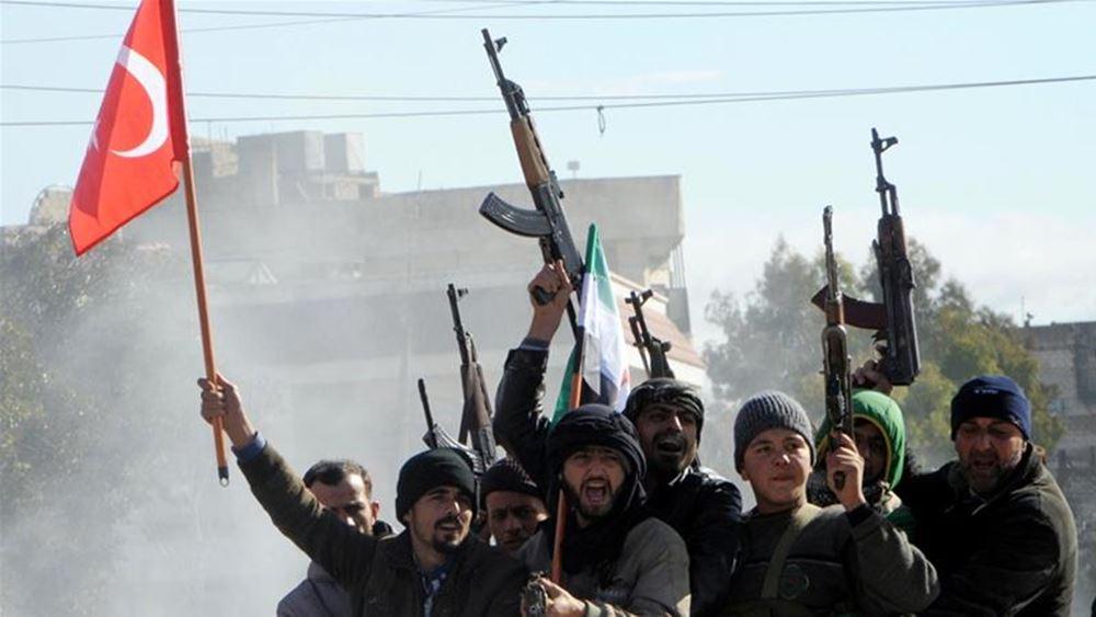 Εκρήξεις παγιδευμένων αυτοκινήτων στη Συρία: Πάνω από 30 μισθοφόροι της Τουρκίας νεκροί
