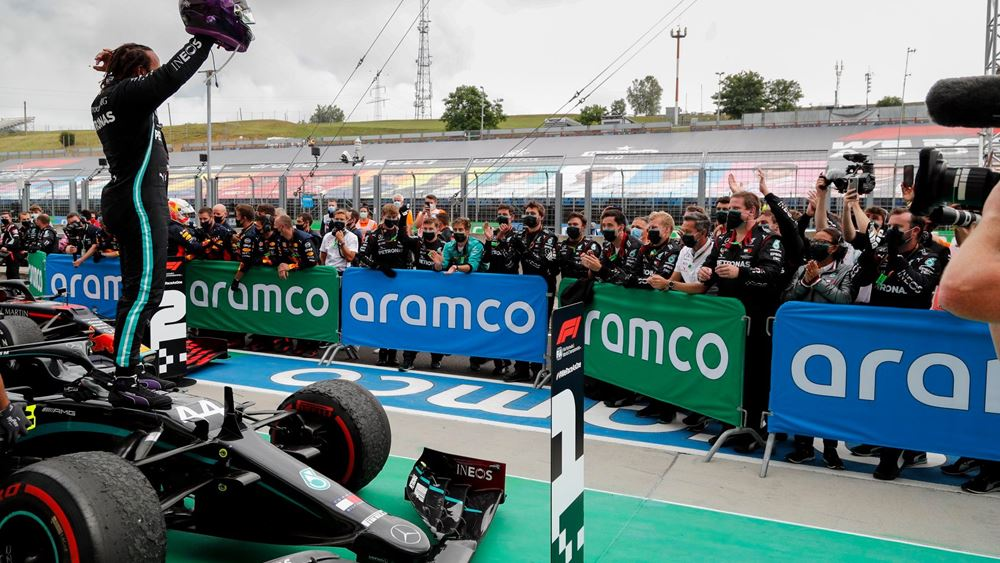 F1: Ο Hamilton και οι υπόλοιποι