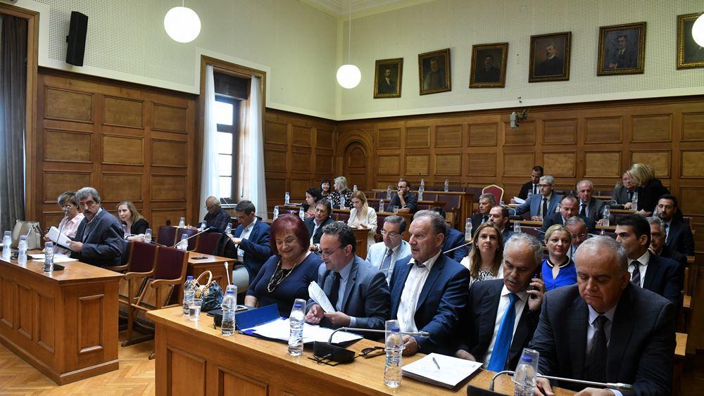 Βουλή: Πέρασε επί της αρχής από τις επιτροπές το διυπουργικό ν/σ, με τις ψήφους της ΝΔ