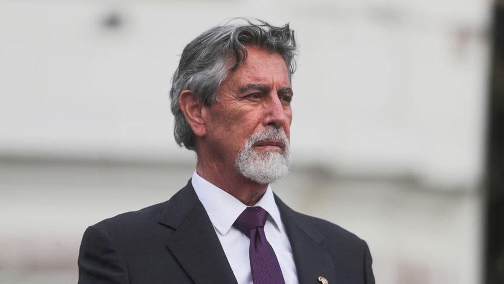 Νέο Πρόεδρο απέκτησε το Περού έπειτα από μια εβδομάδα πολιτικού χάους