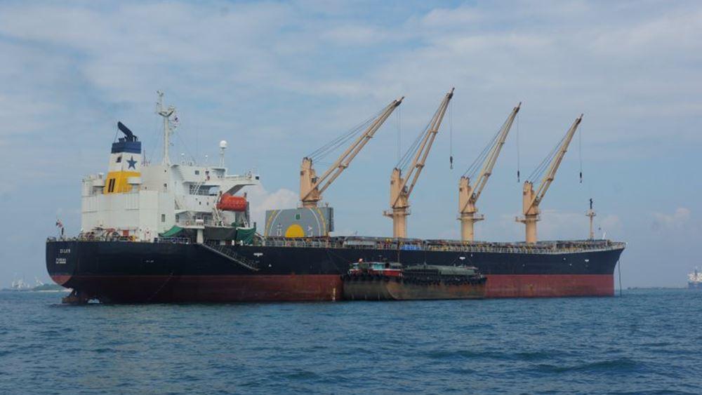 Ένας ναυτικός νεκρός μετά από έκρηξη σε ελληνόκτητο πλοίο