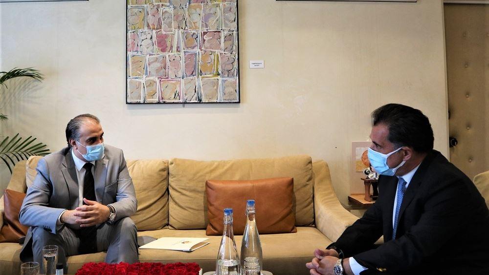 Γεωργιαδης Πρεσβης Καταρ 1.12.2020