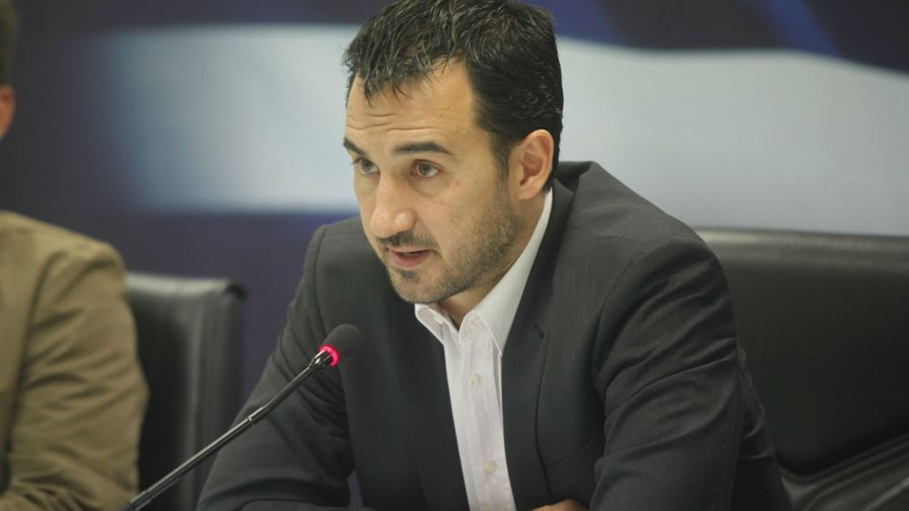 Αλ. Χαρίτσης: Η ενταξιακή πορεία της Βόρειας Μακεδονίας είναι προς το συμφέρον της Ελλάδας