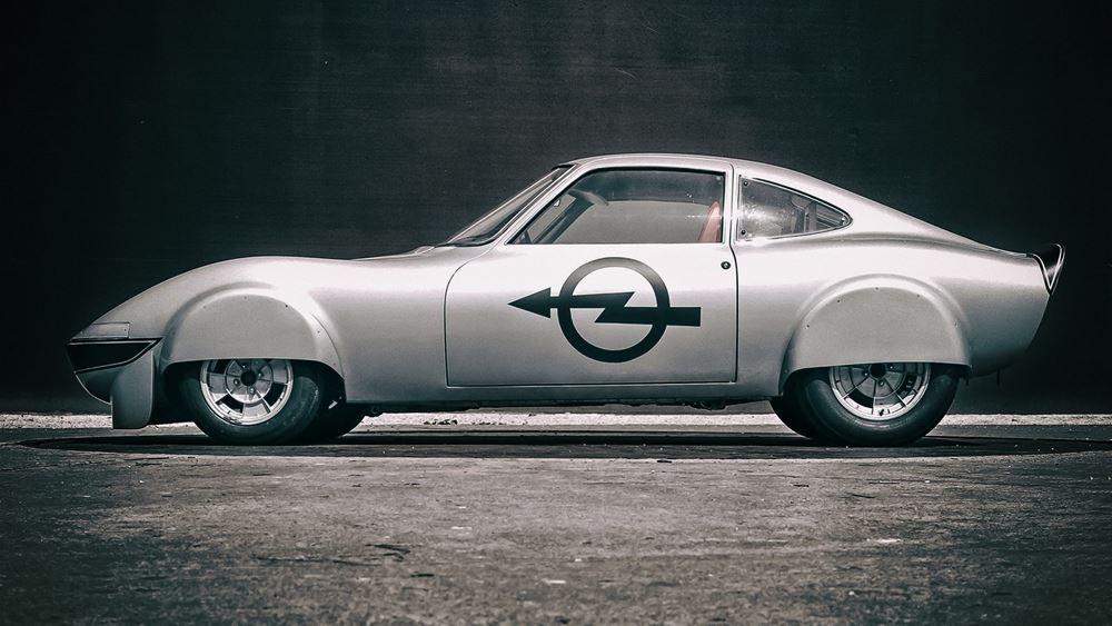 """50 χρόνια για το Opel """"Elektro GT"""""""
