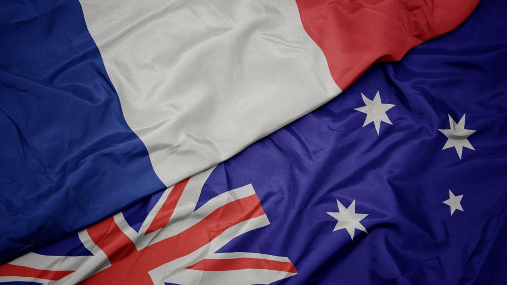 Η Γαλλία αναμένει εγγυήσεις προτού ανανεώσει τις επαφές με την Αυστραλία