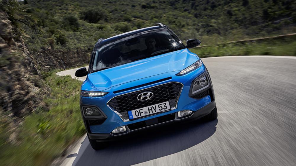 Νέο Hyundai Kona Hybrid