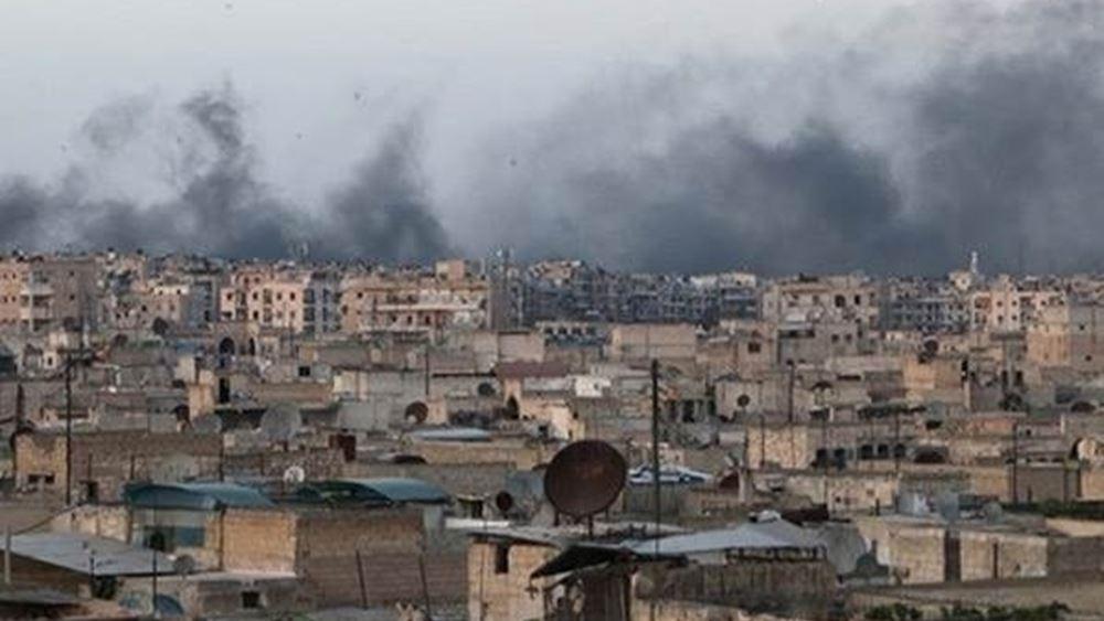 Αεροσκάφη βομβάρδισαν τη βάση Τ4 στη Συρία