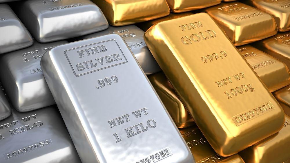 """Σε χαμηλό 2 μηνών έκλεισε ο χρυσός - """"Βουτιά"""" 15% για το ασήμι"""