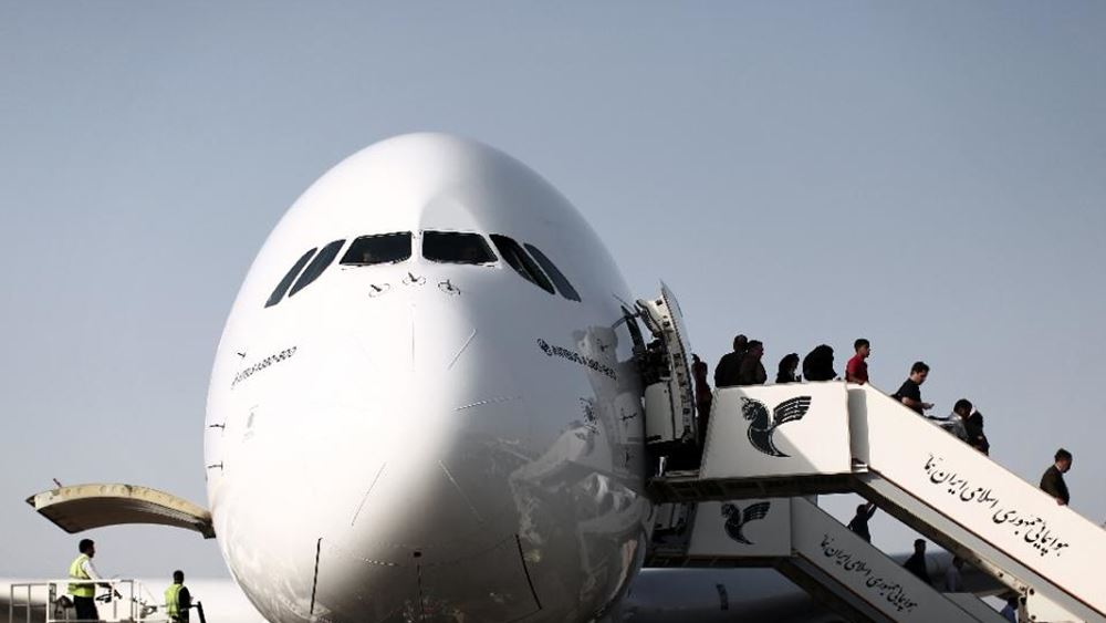 """""""Συμβιβασμό"""" στην κόντρα Airbus-Boeing πρότεινε ο Μακρόν στον Μπάιντεν"""