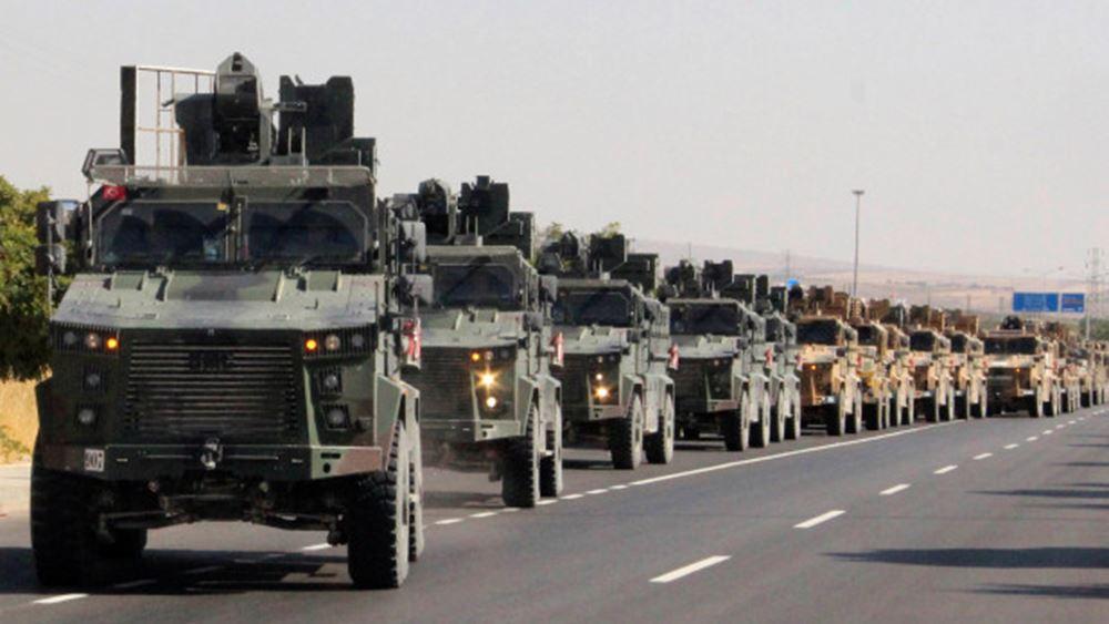 H EE καταδικάζει την εισβολή στη Συρία και καλεί την Τουρκία να σταματήσει