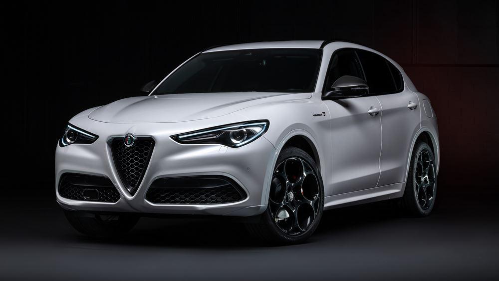 Ντεμπούτο για τη νέα Alfa Romeo Stelvio Ti