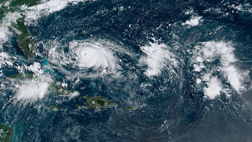 Dorian: Ο ισχυρότερος τυφώνας στην σύγχρονη ιστορία της περιοχής πλήττει τις Μπαχάμες